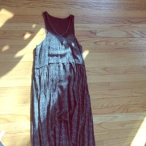 Anthropologie funktional hi low dress XSP